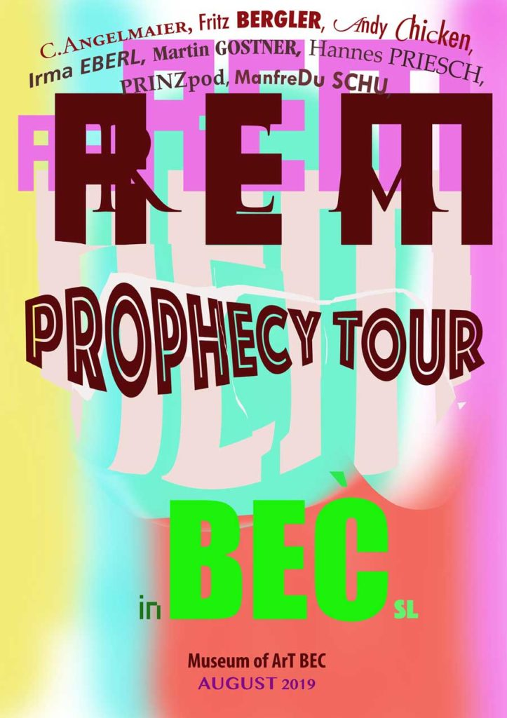 REM Prophecy Tour
